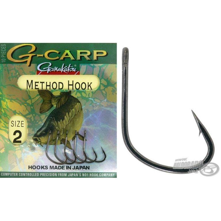 GAMAKATSU G-carp method - 2