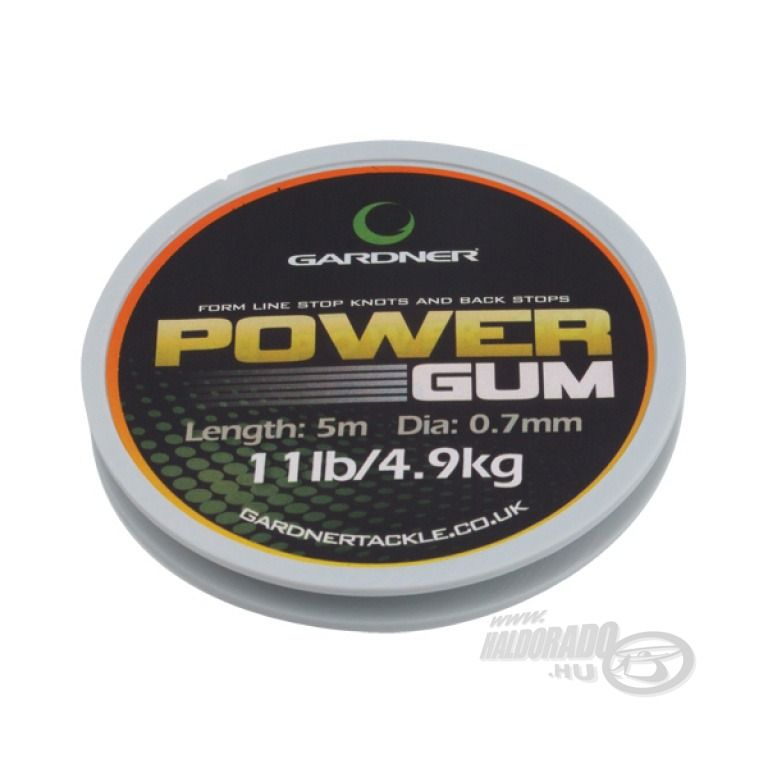 GARDNER Power Gum 5 m 7 Lbs