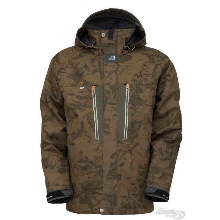 Geoff Anderson Dozer6 vízálló dzseki Leaf S