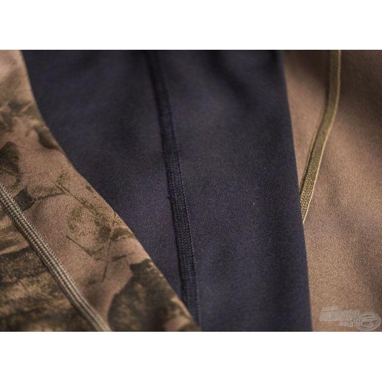 Geoff Anderson Hoody3 kapucnis dzseki BlackLeaf L