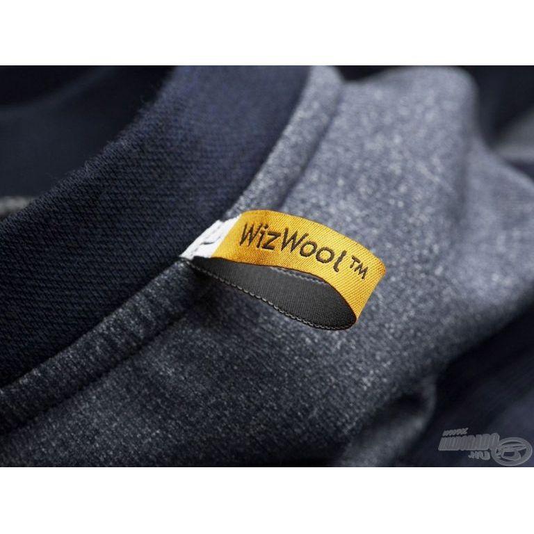 Geoff Anderson WizWool 150 aláöltözet felső XXXL