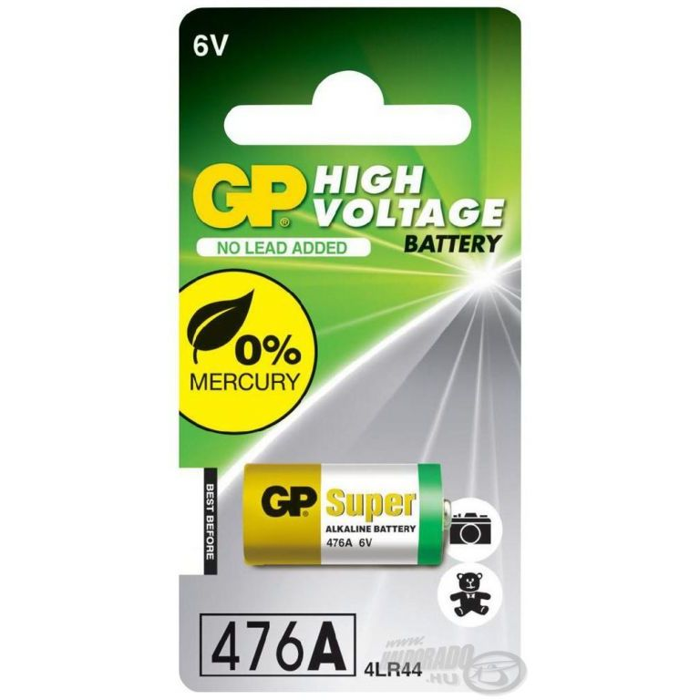 GP 476A 4LR44 elem