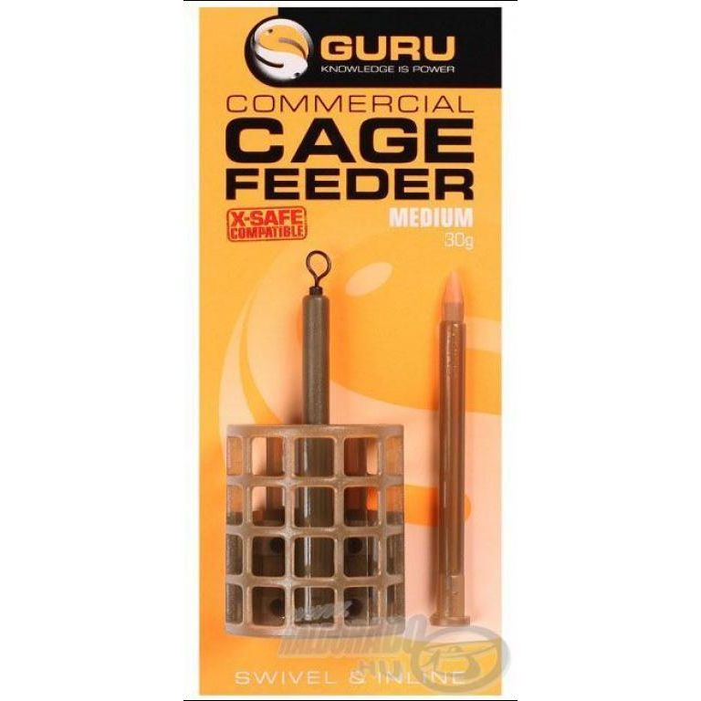 GURU Commercial Cage Feeder Mini 25 g