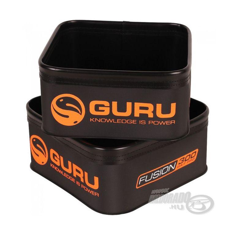 GURU Fusion Bait Pro 300 + 200 - Csalitartó edény