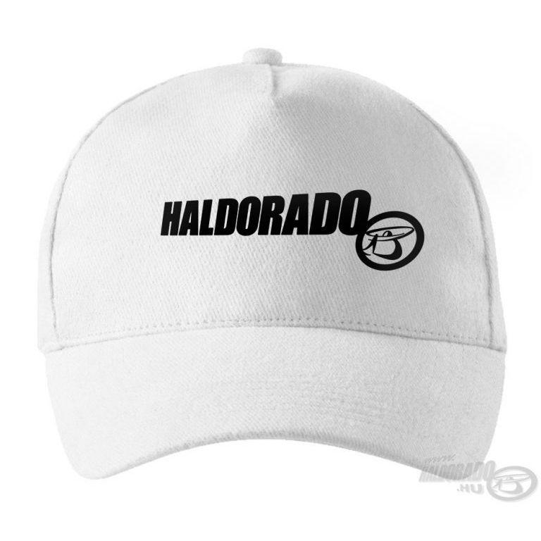 HALDORÁDÓ 5P Fehér baseball sapka