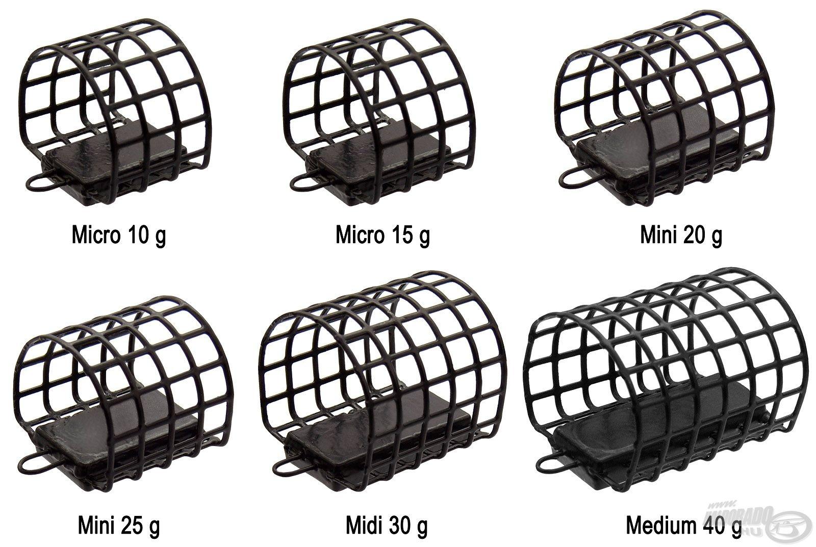 5x14 Midi Feeder 30 g