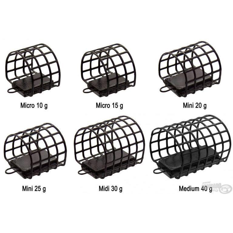 HALDORÁDÓ 6x14 Medium Feeder 40 g