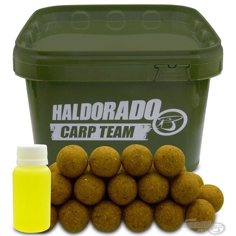 HALDORÁDÓ Big Feed - C21 Boilie - Vad Ponty vödrös