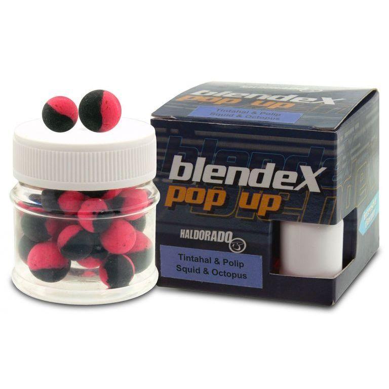 HALDORÁDÓ BlendeX Pop Up Big Carps - Tintahal + Polip