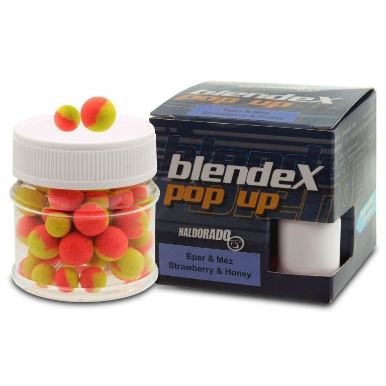 HALDORÁDÓ BlendeX Pop Up Method - Eper + Méz