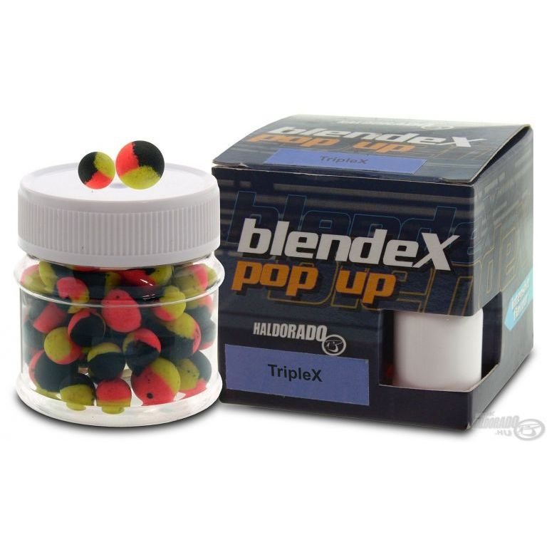 HALDORÁDÓ BlendeX Pop Up Method - TripleX
