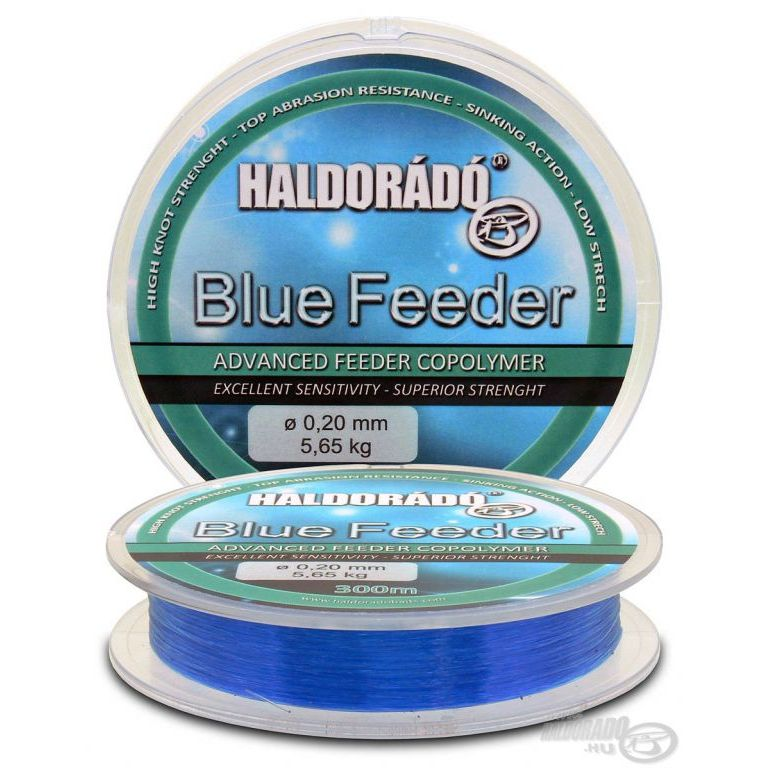 HALDORÁDÓ Blue Feeder 0,20 mm