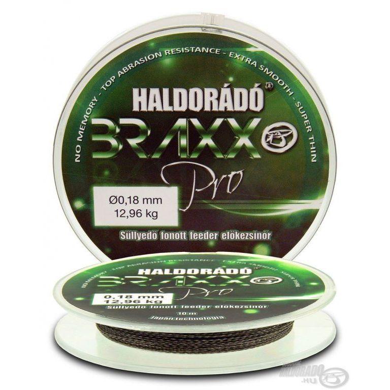 HALDORÁDÓ Braxx Pro 0,18 mm