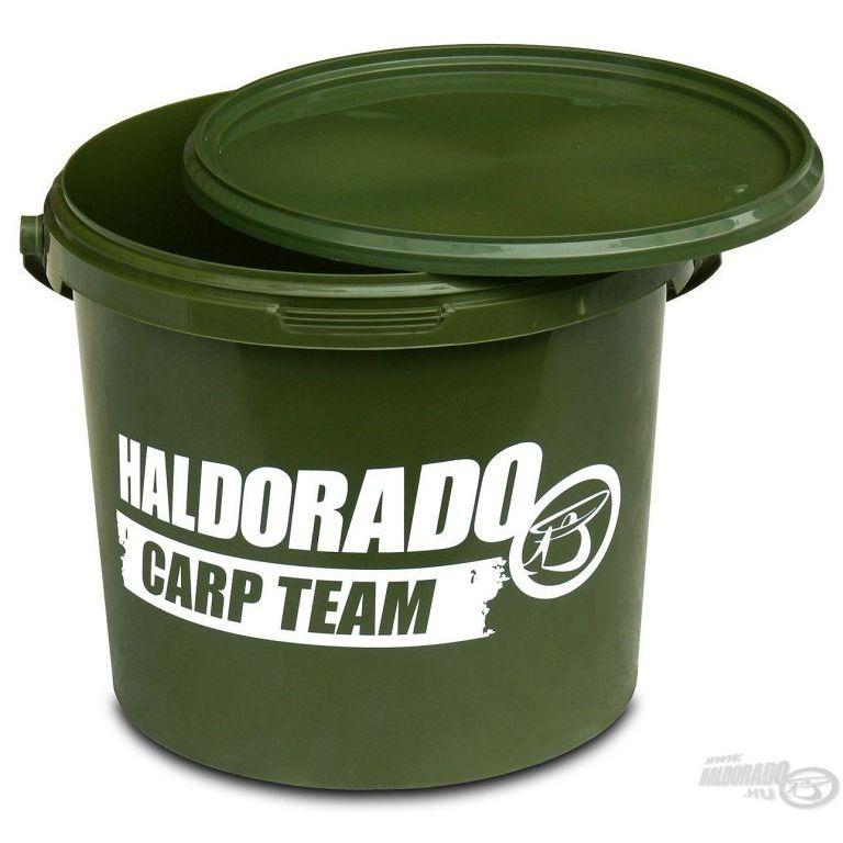 HALDORÁDÓ Carp Team kerek vödör 5 L