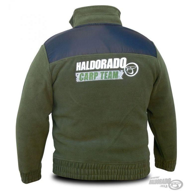 HALDORÁDÓ Carp Team polár kabát L