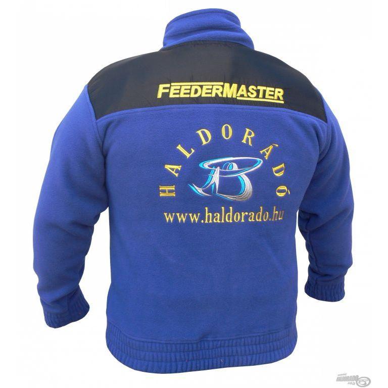 HALDORÁDÓ Feeder Master Polár kabát XXXL