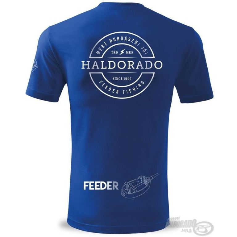 HALDORÁDÓ Feeder Team Classic környakas póló L