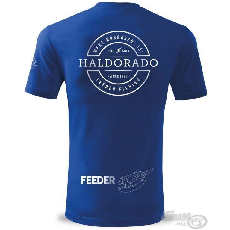 HALDORÁDÓ Feeder Team Classic környakas póló XXL