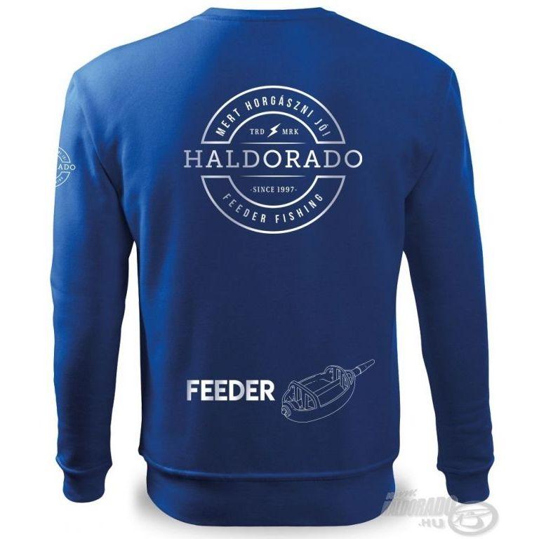 HALDORÁDÓ Feeder Team Essential pulóver M