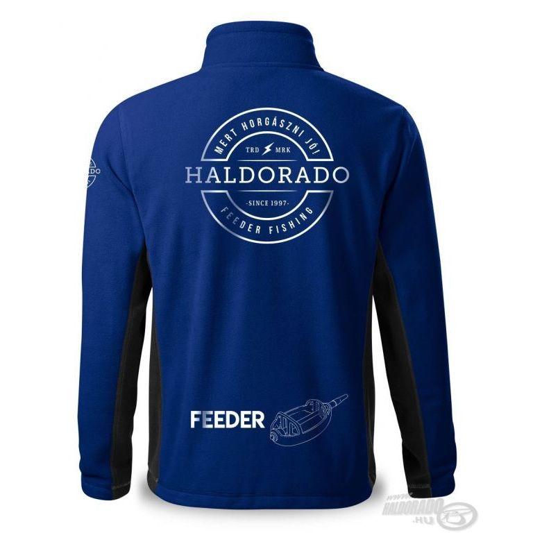 HALDORÁDÓ Feeder Team Frosty Polár kabát XXXL