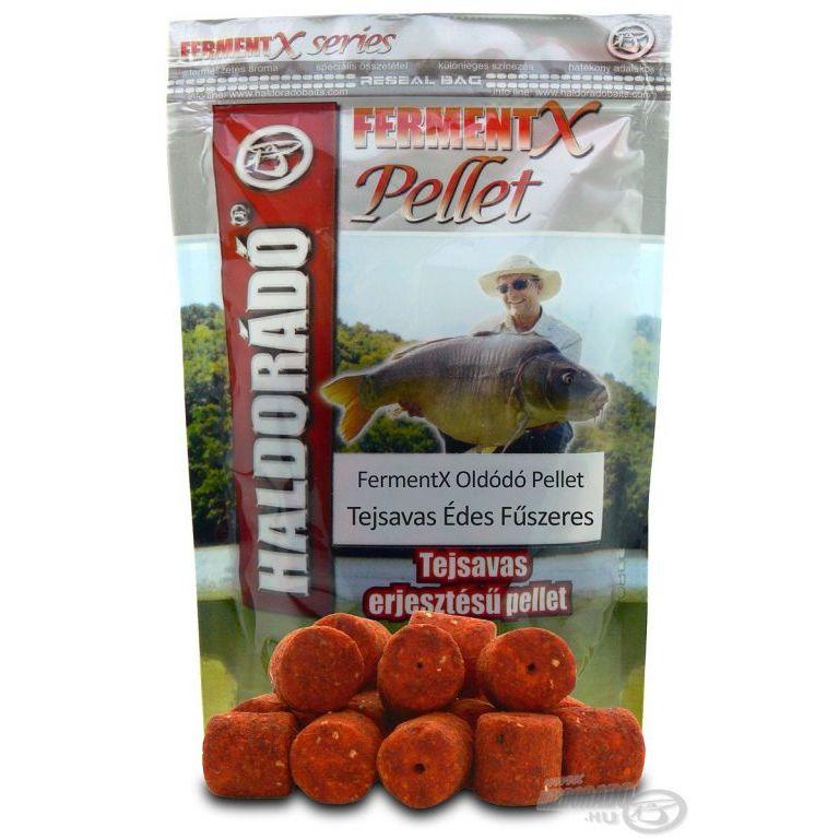 HALDORÁDÓ FermentX Oldódó Pellet - Tejsavas Édes Fűszeres