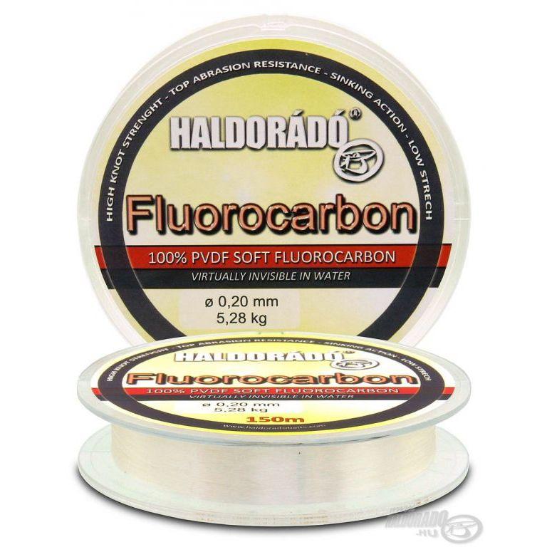 HALDORÁDÓ Fluorocarbon 0,20 mm
