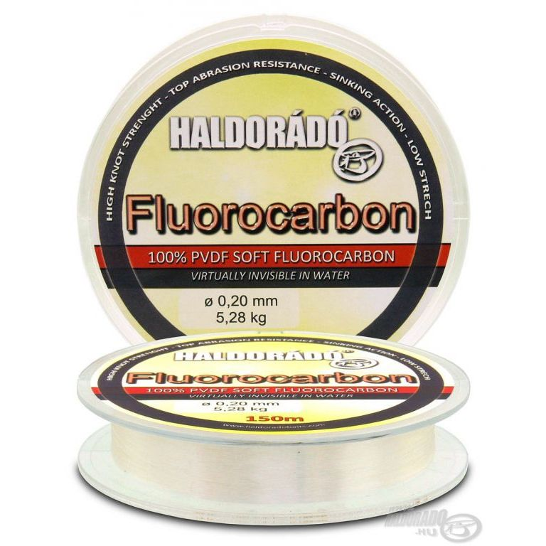 HALDORÁDÓ Fluorocarbon 0,22 mm