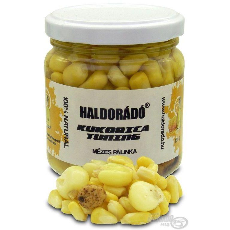 HALDORÁDÓ Kukorica tuning - Mézes Pálinka