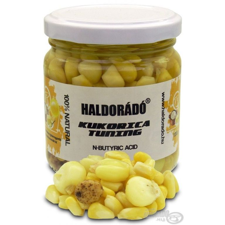 HALDORÁDÓ Kukorica tuning - N-Butyric Acid