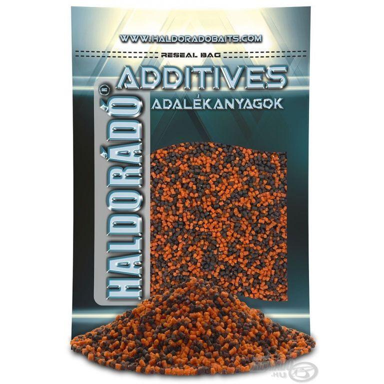 HALDORÁDÓ Micro Pellet - Csoki-Narancs