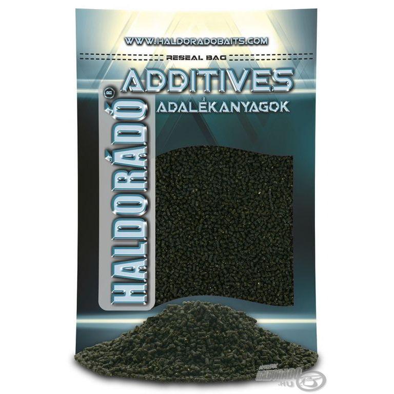 HALDORÁDÓ Micro Pellet - Fekete Tintahal