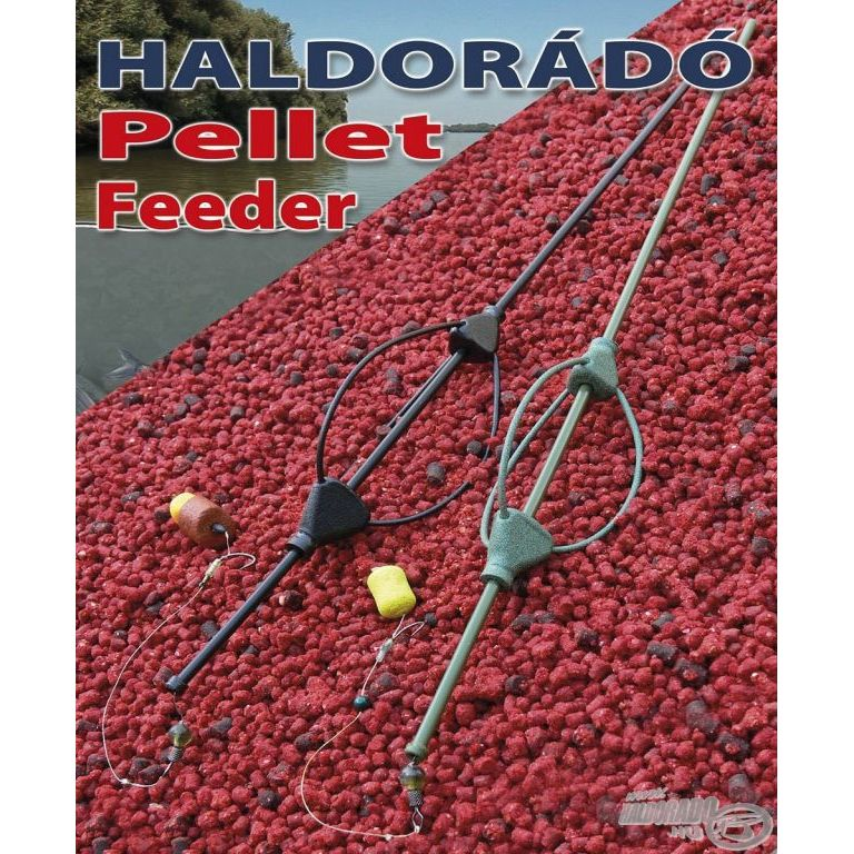 HALDORÁDÓ Pellet Feeder 25 g - 2 db