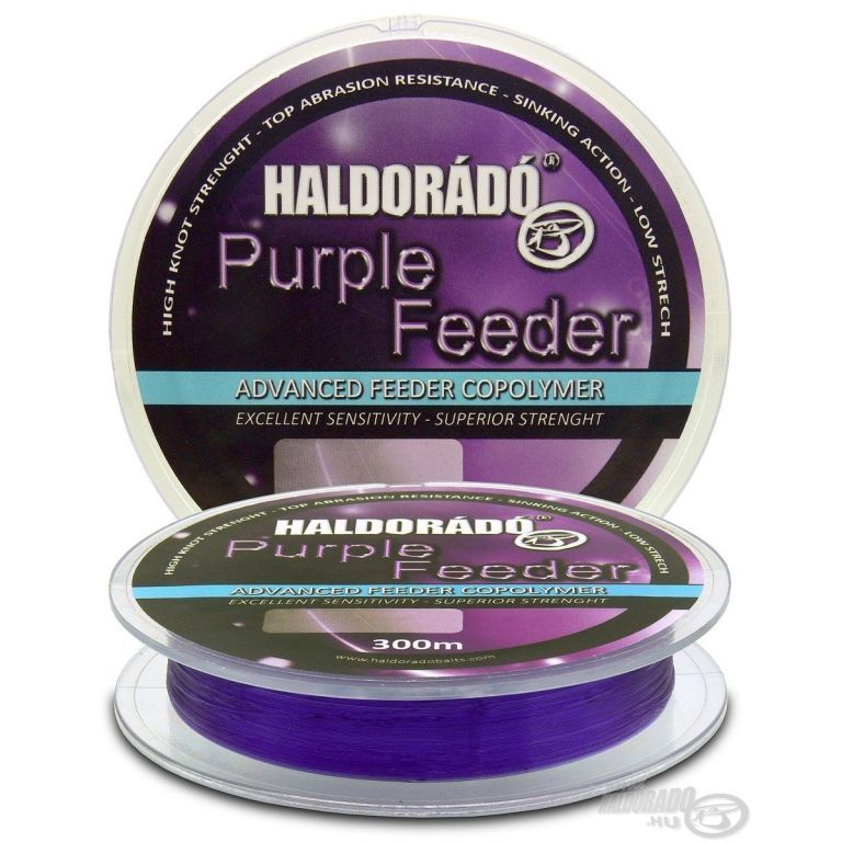 HALDORÁDÓ Purple Feeder 0,20 mm