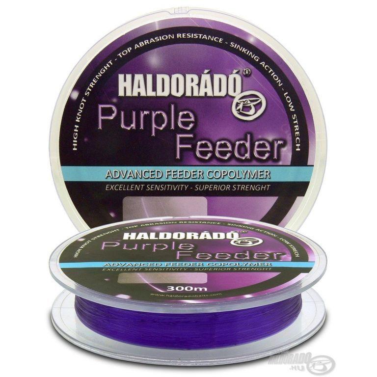 HALDORÁDÓ Purple Feeder 0,22 mm