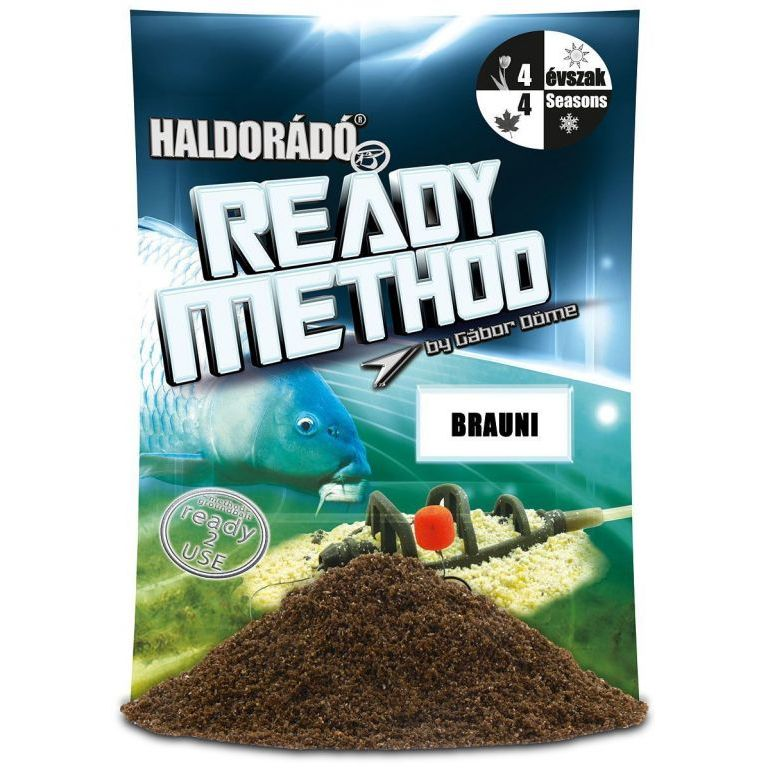 HALDORÁDÓ Ready Method - Brauni