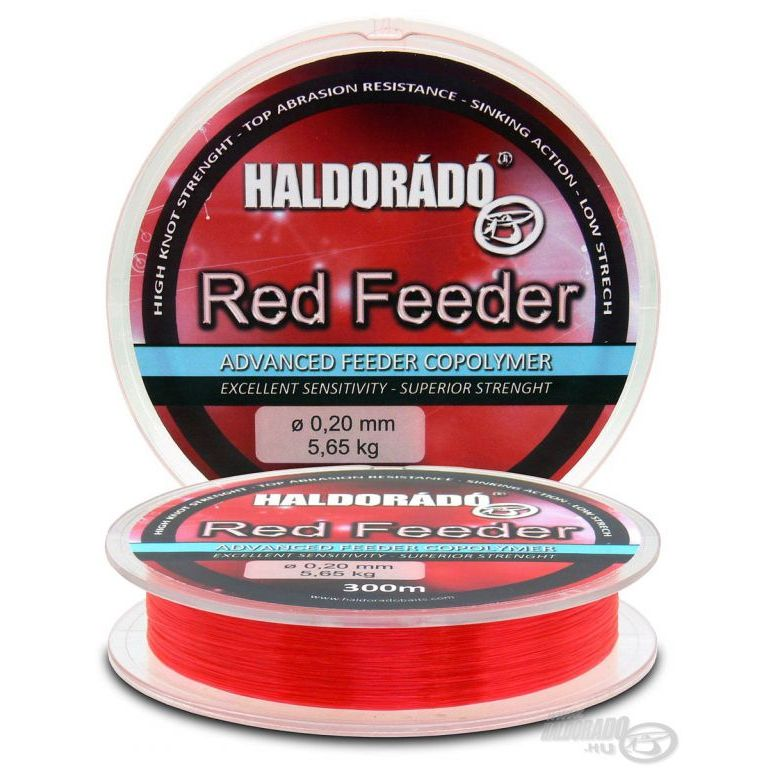 HALDORÁDÓ Red Feeder 0,22 mm