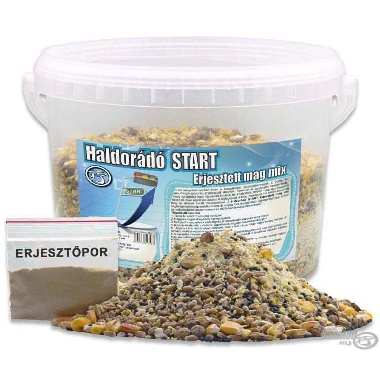 HALDORÁDÓ START Erjesztett Mag Mix Pack - vödrös 2 kg