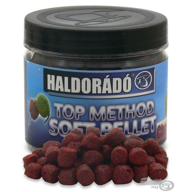 HALDORÁDÓ TOP Method Soft Pellet - Choco & Orange