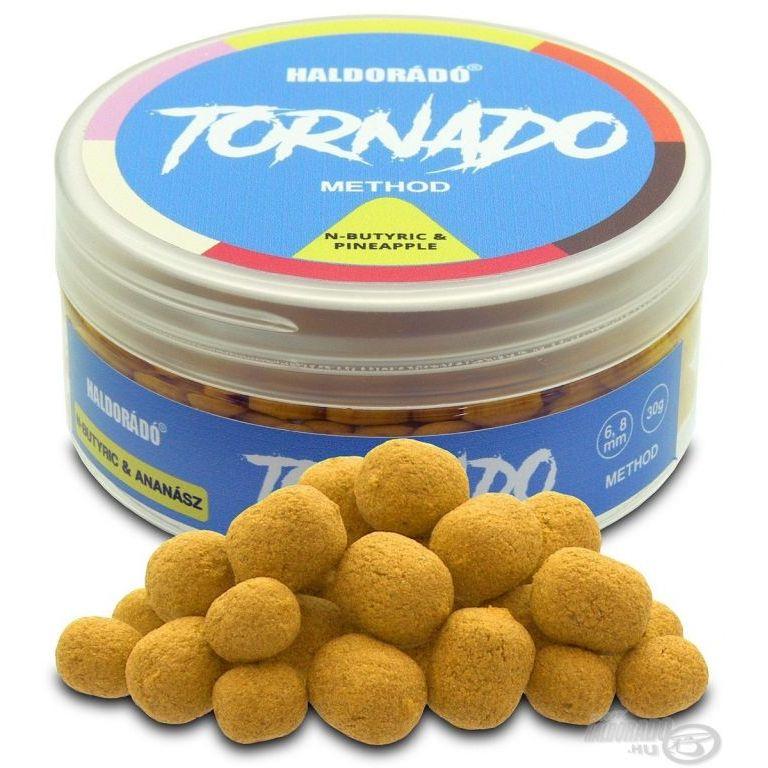 HALDORÁDÓ TORNADO Method - N-Butyric & Ananász