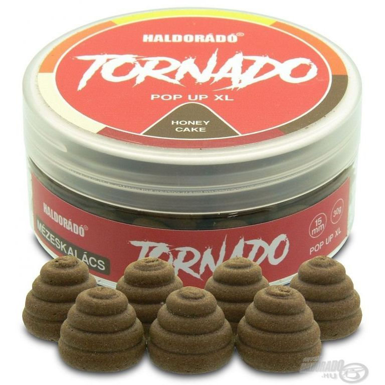 HALDORÁDÓ TORNADO Pop Up XL - Mézeskalács