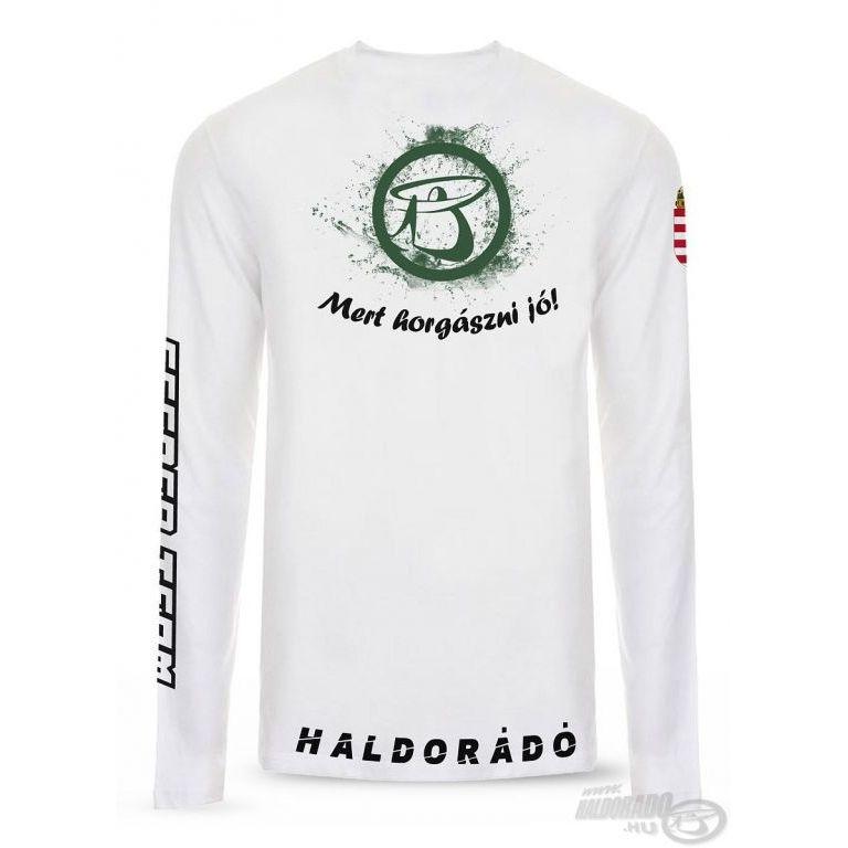 HALDORÁDÓ UV-álló póló hosszú ujjú L