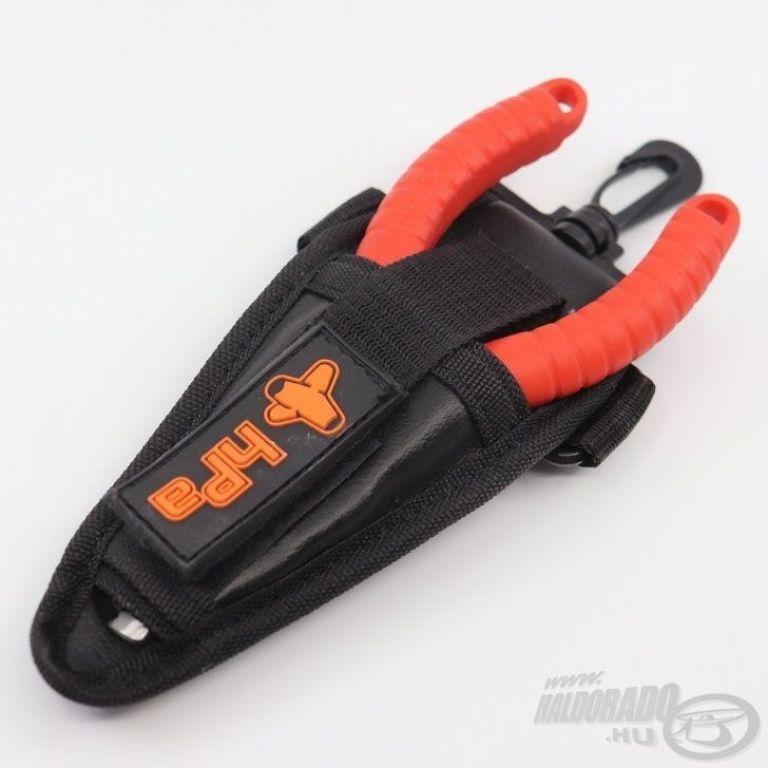HPA Fogó kulcskarika nyitóval