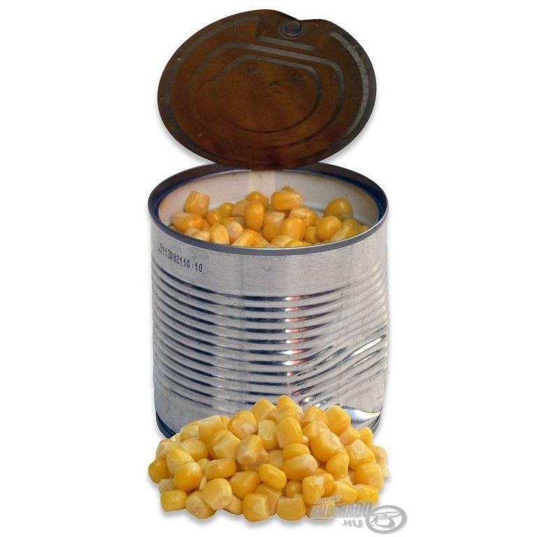 KONZERV Dobozos kukorica 340 g