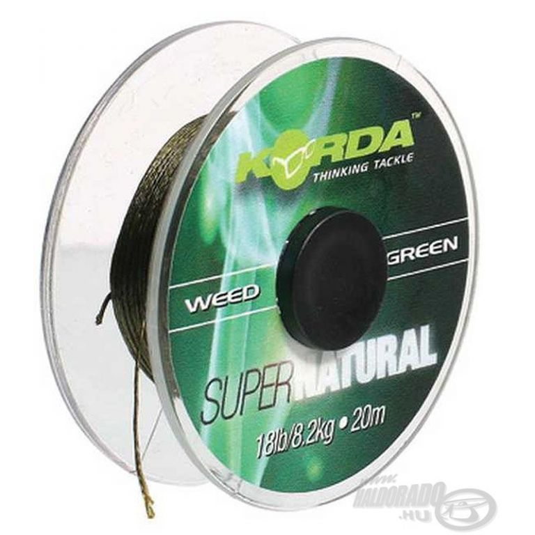 KORDA Super Natural Weed Green 25 Lbs