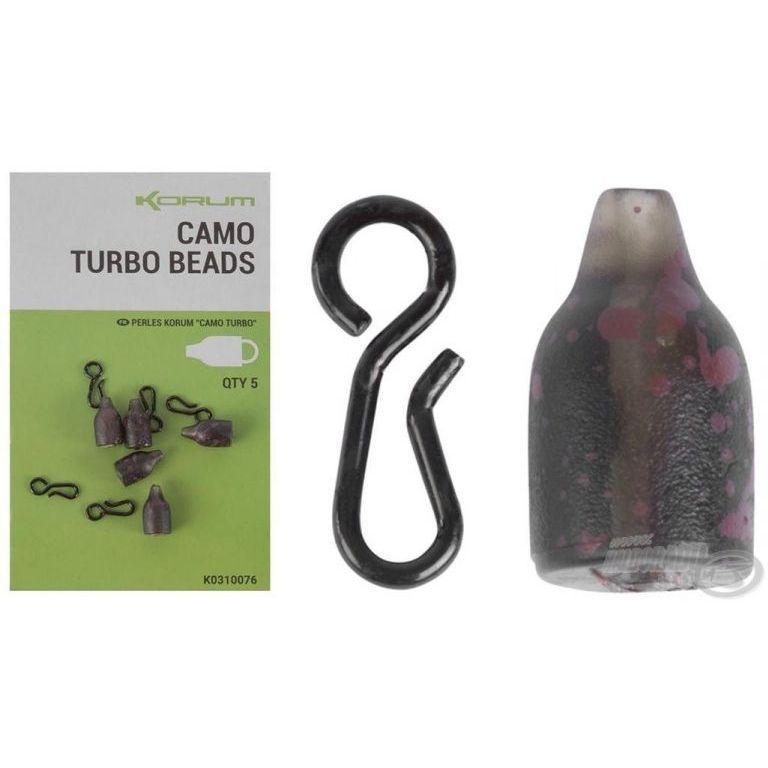 KORUM Camo Turbo Beads