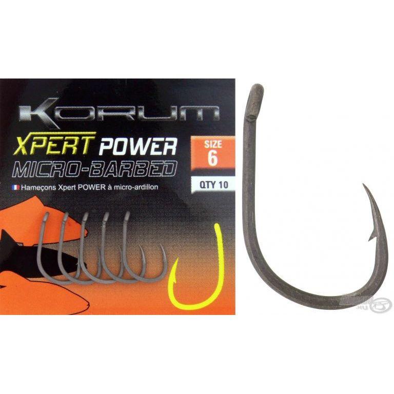 KORUM Xpert Power Micro Barbed 14