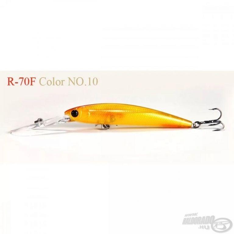 LUREFANS R70 Floating 7 cm - 10
