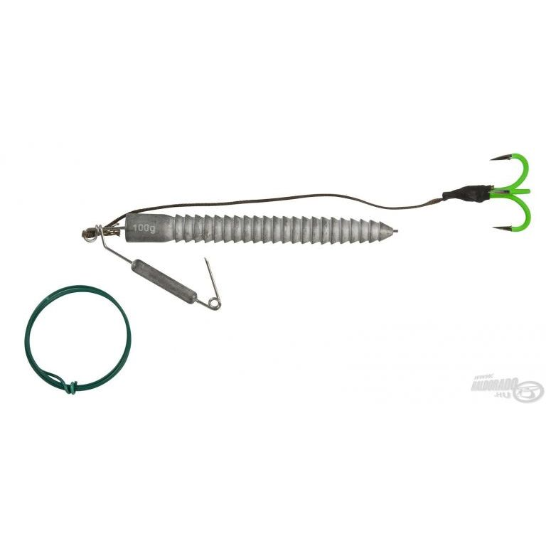 MAD CAT A-Static Spin & Jig System 80 mm 2/0 - 60 g