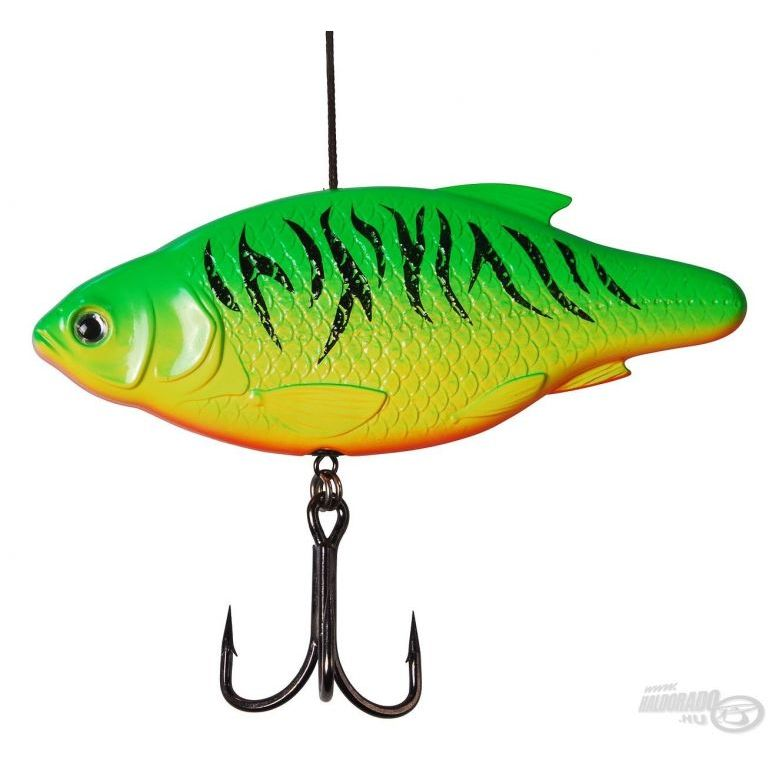 MAD CAT Inline Rattler 90 g - Firetiger UV