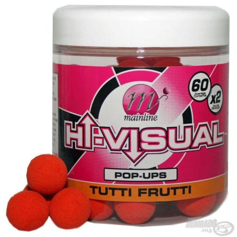 MAINLINE Hi-Visual Pop Up Tutti Frutti 15 mm